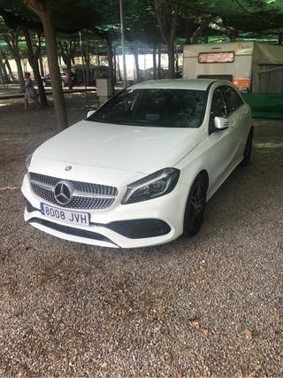Mercedes-benz Clase A200 AMG 2017