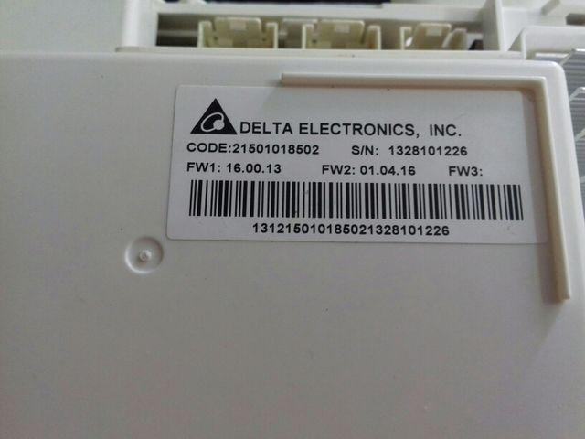 placa de lavadora