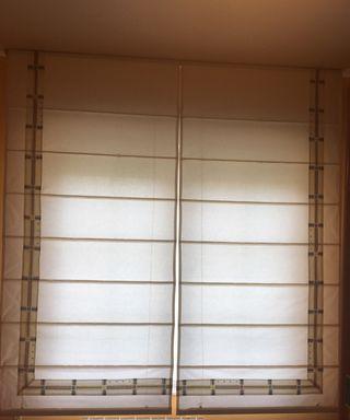 Estores con cortinas de segunda mano en Valladolid - wallapop
