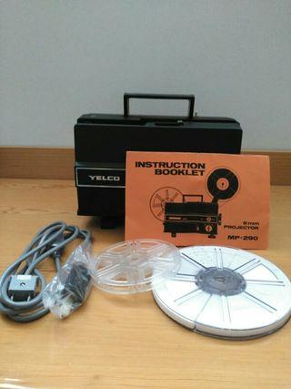Proyector Yelco MP-290 8mm.