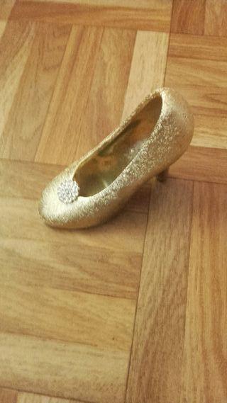 zapato decorativo muy original