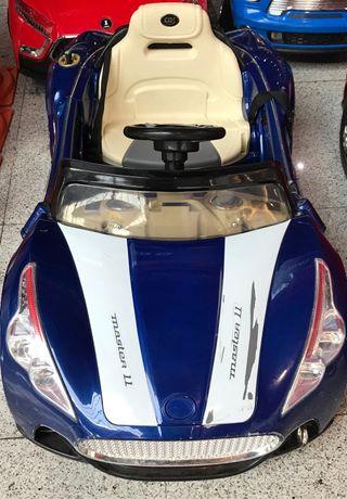 coche electrico niño maserati