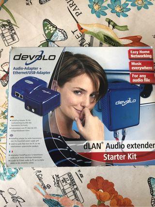 Audio extender kit
