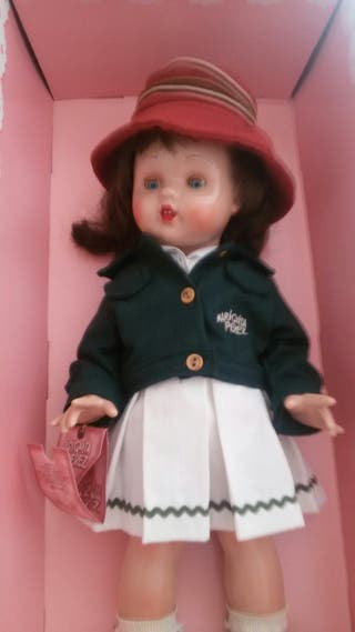 muñeca mariquita perez