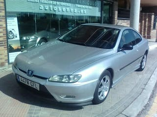 Peugeot 406 2.0hdi coupe