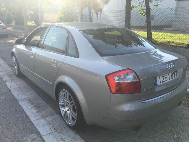 Audi A4 TDI 163CV Sline 2001