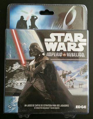 Juego Star Wars Imperio contra Rebelión