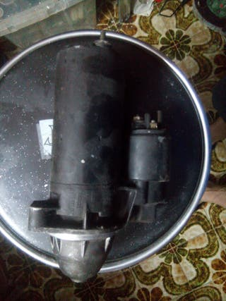 motor arranque ref 1005821123 bosch mercedes 300E
