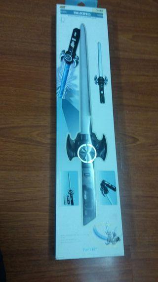 espada para wii