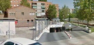Plaza de Garaje Parque Eugenia de Montijo