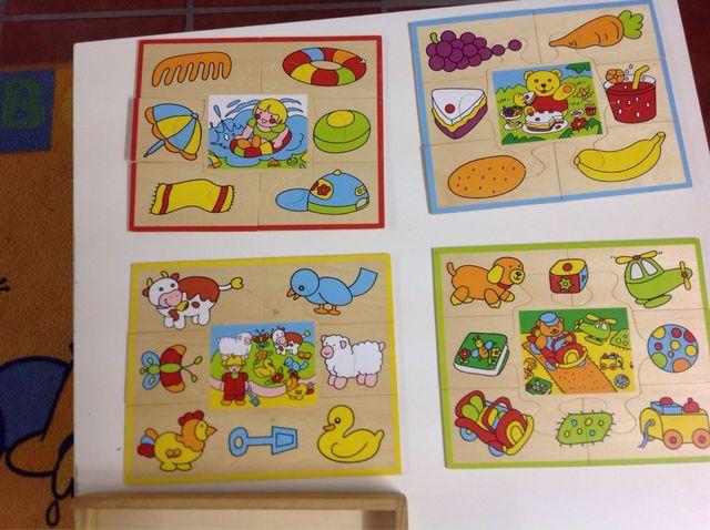 4 puzzles