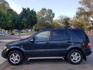 Mercedes-benz Clase Ml 270 cdi full 2001