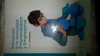 Libro Iniciación a la actividad emprendedora y emp