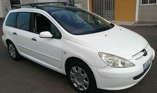 Peugeot 307 2.0HDI, familiar,es 110 cv, un dueño.