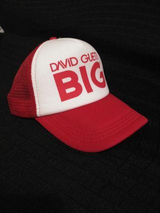 Gorra Big de David Guetta