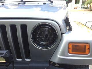 Auténtico TJ Jeep Wrangler 2003
