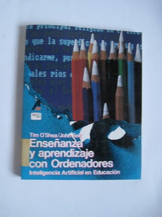 Libro Enseñanza y Aprendizaje con Ordenadores