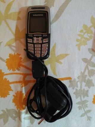 teléfono grundig antiguo