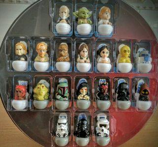 Star Wars Rollinz Colección