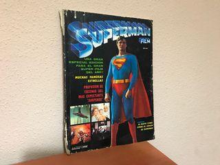 Superman la pelicula revista
