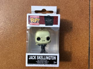 Llaver Jack Skellington