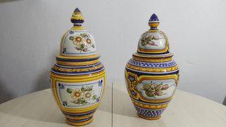 Tibor de ceramica grandes catalina alcaide