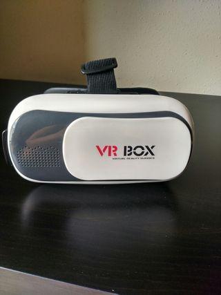 gafas virtual reality