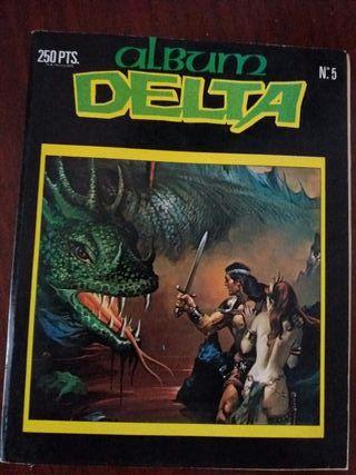 Album Delta n5 año