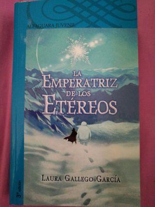 libro La Emperatriz de los Etéreos.