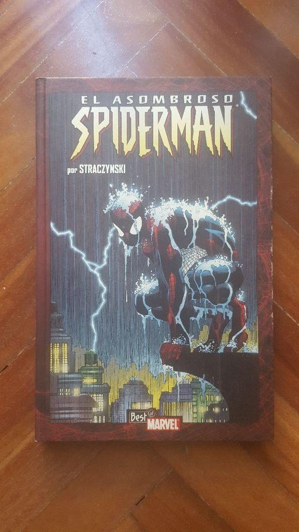 Tomo: BoM Spiderman de Straczynski 2