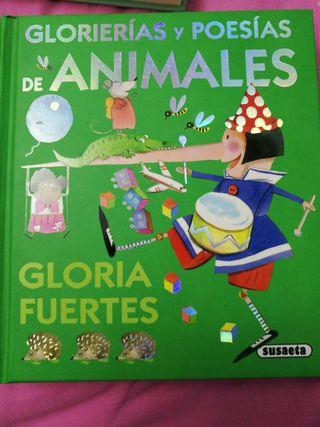 Libro de Poesia para niños