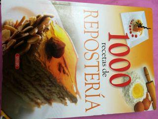 Gran Libro de 1000 recetas de repostería