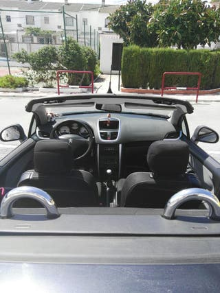 Peugeot 207 cc 2007