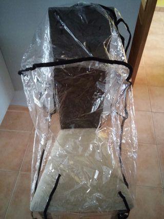 plastico silla paseo