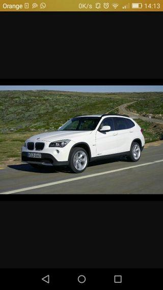BMW X1 Noviembre 14,Nuevo recien pasada la revisió
