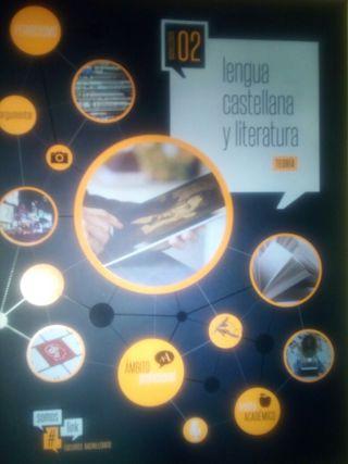 Lengua castellana y literatura 2° bachillerato Pak