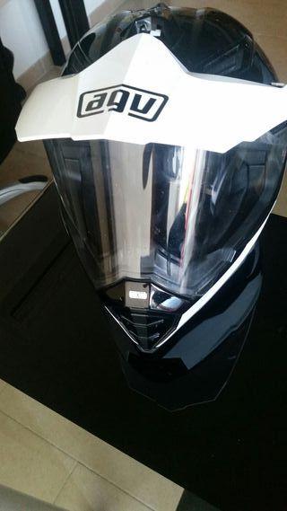AGV Dual Ace Café Talla S 55/56