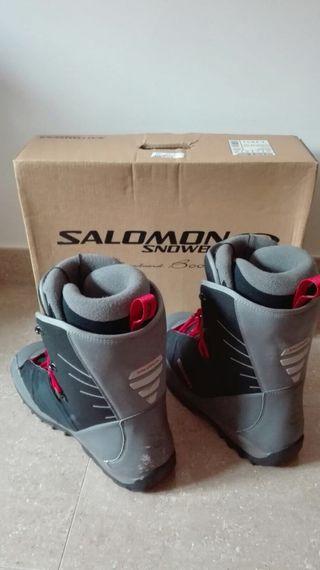 Botas snow SALOMON SOLACE hombre