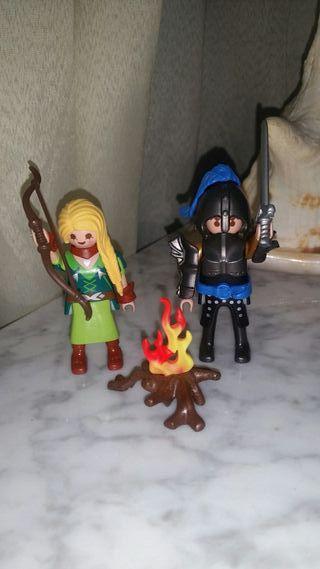 Playmobil del bosque