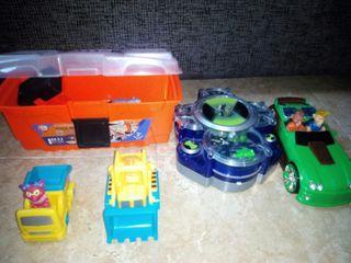 lote surtido juguetes