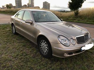 Mercedes-Benz Clase E 270 CDI..180CV Año 2003