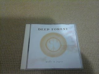 Cd de DEEP FOREST ( IMPORTADO ) ( NEW AGE )