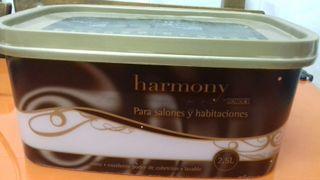 Pintura Harmony SIN ESTRENAR Rosa azalea 2,5L