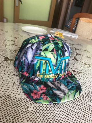 Gorra de mayweather