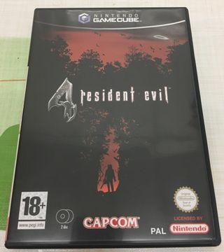 Resident evil 4 gamecube