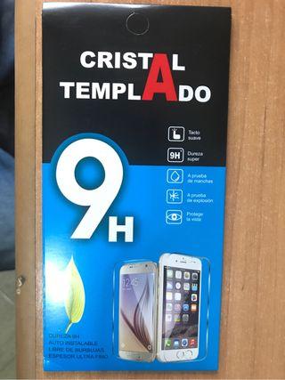 para Xperia Z1 Protector cristal templado 9H