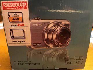 Cámara digital Fujifilm 16mgpixels