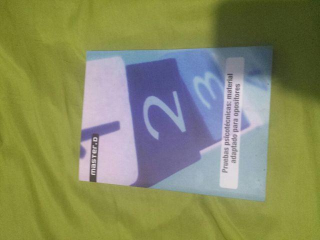libro pruebas psicotecnicas