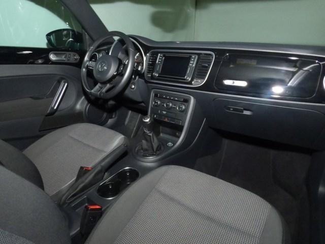 Volkswagen Beetle Cabrio 2.0 TDI Karmann BMT 81 kW (110 CV)