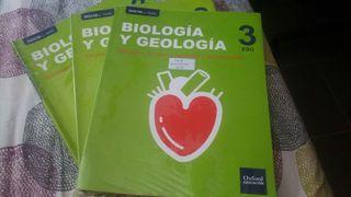 libros de texto 3° de ESO